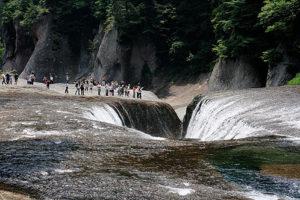 吹割の滝2