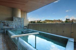 ホテル磯部ガーデンのお風呂