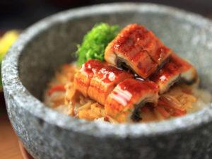 THE HAMANAKOのうなぎ石焼ご飯