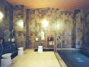 ホテルルートイン足利駅前の大浴場
