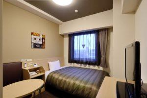 ホテルルートイン名古屋今池駅前の客室