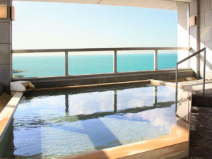 南紀白浜マリオットホテル露天風呂付き客室