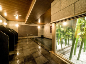 スーパーホテル安城駅前の大浴場