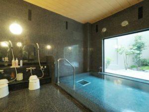 ホテルルートイン名古屋今池駅前の大浴場