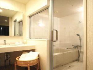 J・HOTEL りんくうの浴室