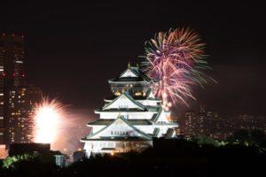 大阪天神祭り1