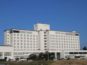ホテル&リゾーツ 佐賀 唐津の外観