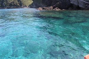 谷川浜海水浴場2