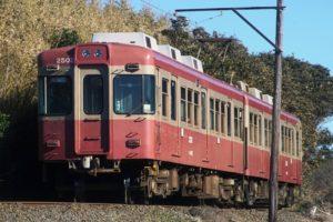銚子電鉄の電車2