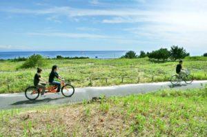 ひたち海浜公園 サイクリング