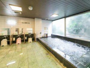 ホテルクリスタルパレス人工温泉大浴場