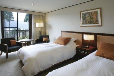 小田急山のホテル 部屋