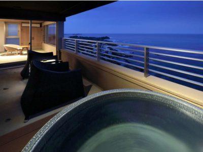 是空 ―ZEKUU―の露天風呂付き客室