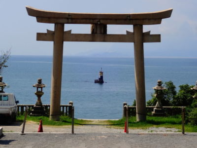 伊和都比売(いわつひめ)神社