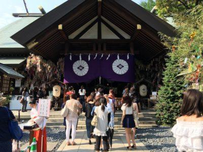 飯田橋の東京大神宮