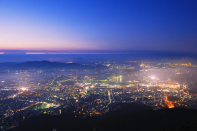 北九州市の夜景