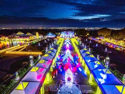 ぐんまフラワーパーク「妖精たちの楽園」