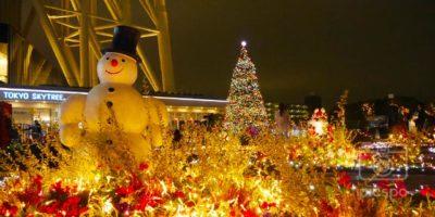 東京スカイツリータウン® ドリームクリスマス