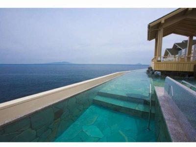 食べるお宿 浜の湯の露天風呂2