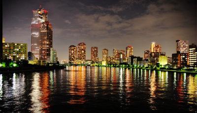 東京湾夜景クルーズ2