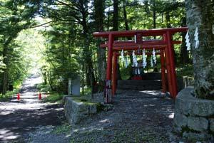 新屋山神社2