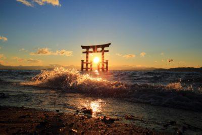 絶景が拝める神社