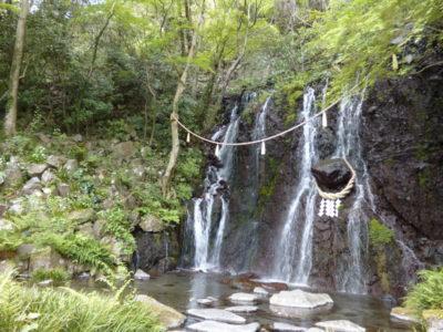 天成園 玉簾(たまだれ)の瀧