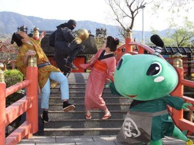 伊勢安土桃山城下街 体験イベント