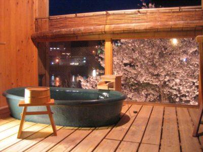 望川館(ぼうせんかん)客室露天風呂